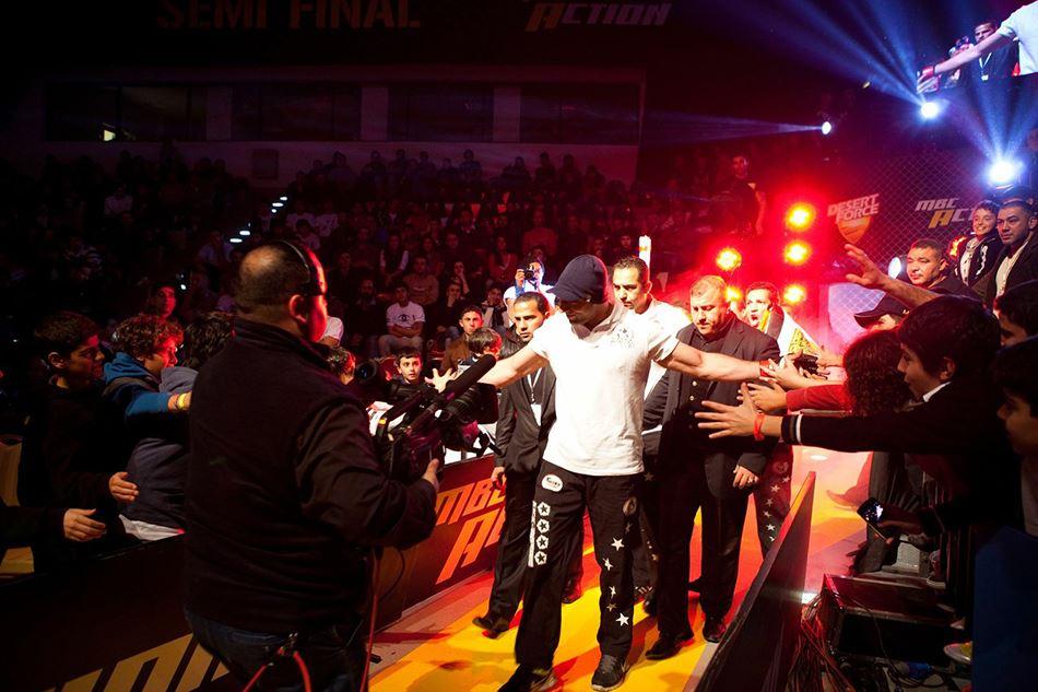 MBC-Action-Desert-Force-MMA-Championship-Semi-Finals-Ibrahim-El-Sawy-EGYPT