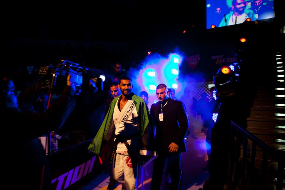 MBC-Action-Desert-Force-MMA-Championship-Semi-Finals-Youssef-Al-Hamad-KUW