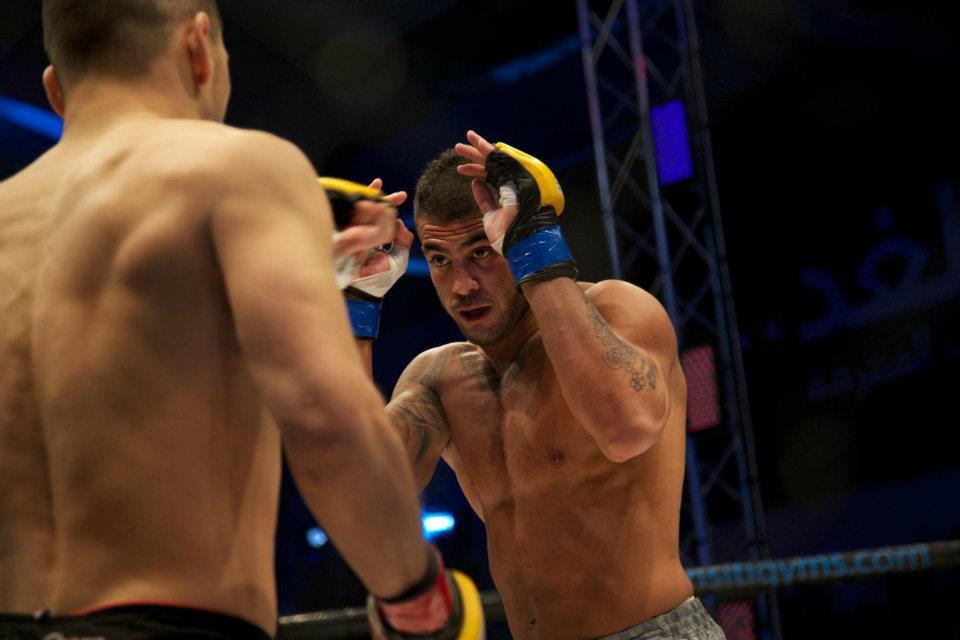 CWFC Fight Night 5: Victor Cheng v Faycal Hucin - Amman, Jordan