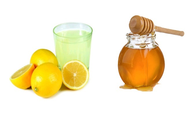 how to get blonde highlights at home with lemon juice