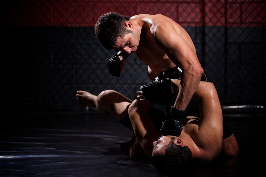 Ground-and-Pound-in-MMA
