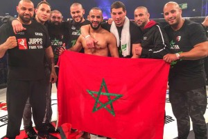Ottman Azaitar MMA Fighter Morocco