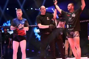 Jordanian Jarrah Al Selawi MMA Fighter