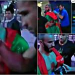 Azaitar defies security at brave 2