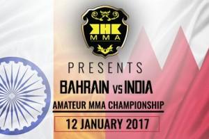 KHK MMA INDIA VS BAHRAIN