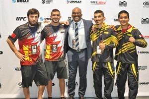 IMMAF Medalists
