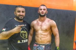 Jarrah Al Selawi Training with Coach Ali Altaamari
