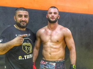 Jarrah Al Selawi Training with Coach Ali Altaamari