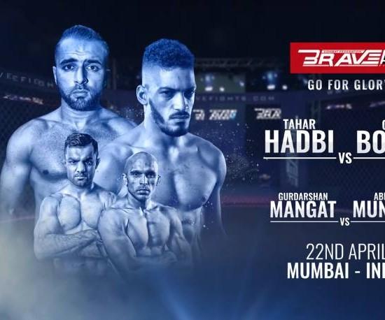 Brave 5 Booth vs. Hadbi , Mangat vs. Muneer