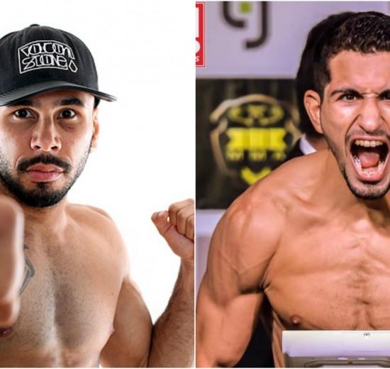 Brave 4: Al Selwady faces replacement Michael Deiga