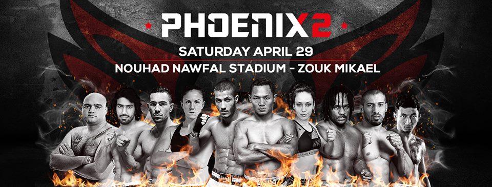 phoenix 2 broadcast