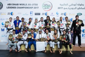 2017 Abu Dhabi World Pro Winners