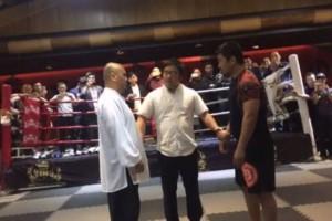 Tai chi kungfu vs MMA