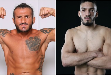 Fakhreddine vs. Booth Brave welterweight title