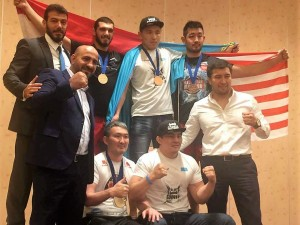team lebanon immaf asian