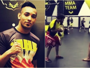 Mohammed Shahid fighter