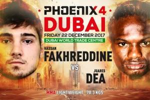Hassan Fakhreddine vs. Juares Dea