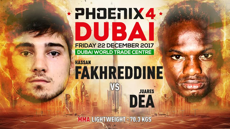 Hassan Fakhreddine vs. Juares Dea