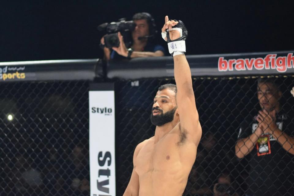 Bruno Malficine Brave MMA