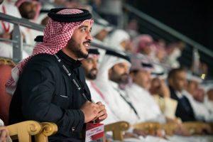 His Highness Sheikh Khalid bin Hamad