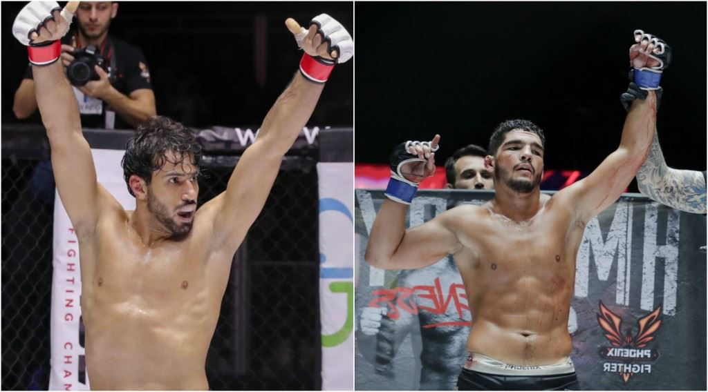 ahmed labban takes on amin ayoub