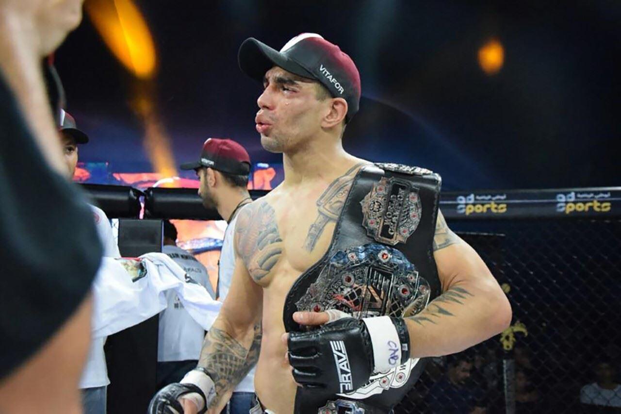 Lucas Mineiro Champion