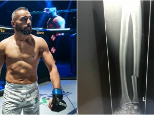 Tahar injured