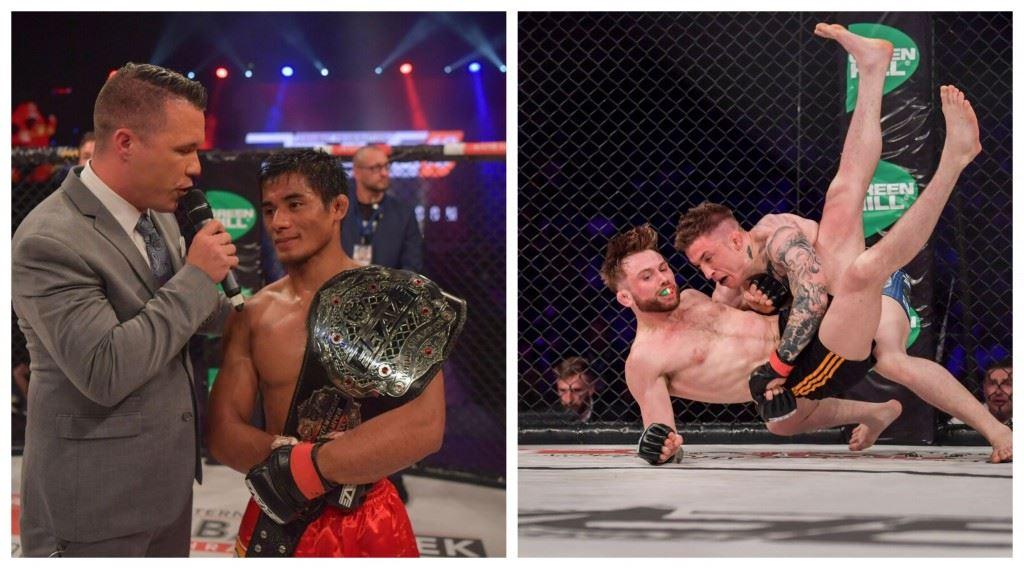 Loman defends title