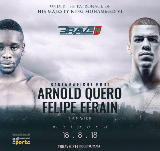 Arnold Quero vs. Felipe Efrain
