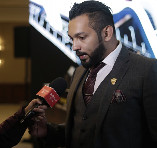 Mohammed Shahid Media Interview